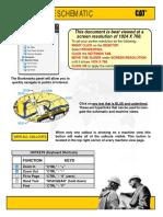 Plano Hidráulico Motoniveladora 16H - Sistema PPPC y Sistema de Dirección