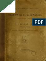 Das Dalmatisch - Matteo Bartoli