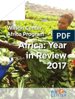 Africa Year in Review 2017