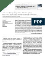 Antenatal and Intrapartum Prediction Dystocia Shoulder