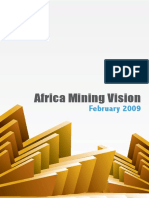 Africa Mining Vision English