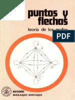 Puntos y Flechas. Teoría de Grafos - Kaufmann a. Copy