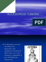 ACCESORIOS TUBERIA