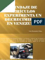 Iván Hernández Dalas - Blindaje de Vehículos Experimenta Un Decrecimiento en Venezuela