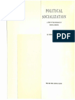 Herbert H. Hyman-Political Socialization _ a Study in the Psychology of Political Behavior-The Free Press (1959)