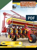Manual Repuestos W630