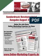 Marketingtrend Online PR-Mit Online PR Strategien Kunden gewinnen