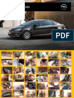 Catalogo Opel Astra Sedan