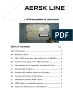 CSC ACEP Inspection Guide