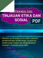 2. Etika Dan Sosial
