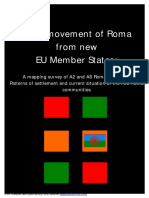 The Movement of Roma From New EU Member States
