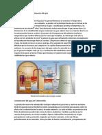 Energía Eléctrica y La Contaminación Del Agua
