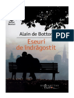 Alain de Botton - Eseuri de Indragostit (v.2.0)