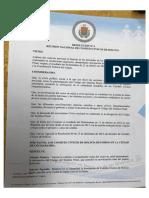 resolución Comités Cívicos