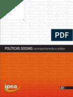 Políticas sociais acompanhamento e análise.pdf