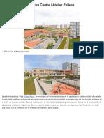 Centro Polivalente de Educación _ Atelier Phileas