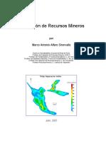 ESTIMACION DE RECURSOS MINEROS(125pag).pdf