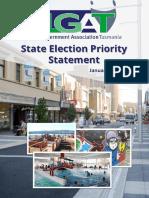 LGAT Election Priority Statement 2018