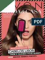 Folheto Avon Moda&Casa - 05/2018