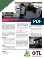 Ficha Tecnologias Sistema Rapido Cuantificacion Florfenicol
