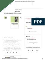 A Rebelião Das Massas - José Ortega y Gasset - Compre Livros Na Fnac