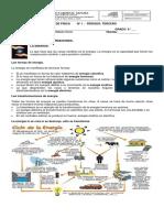 Guía Energía - 6°