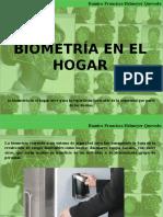 Ramiro Francisco Helmeyer Quevedo - Biometría en El Hogar