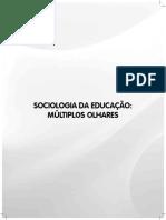 Sociologia Da Educacao-Multiplos Olhares (1)