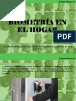 Ramiro Helmeyer - Biometría en El Hogar