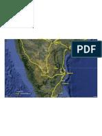 Chennai Connectivity Maps