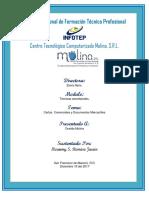 Cartas Comerciales y Documentos Mercantiles