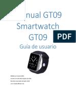 Manual Gt 09