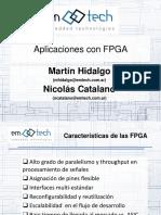 SASE2013 Ejemplos de Aplicaciones Con FPGA