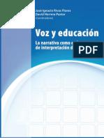 voz y educación