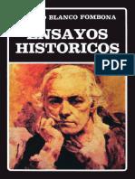 Ensayos Historicos Fombona