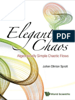 Elegant Chaos - Algebraically Simple Chaotic Flows