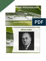Adler Theory