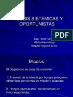 Micosis Clase 2015