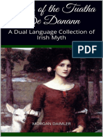 Tales of the Tuatha de Danann Full Cover