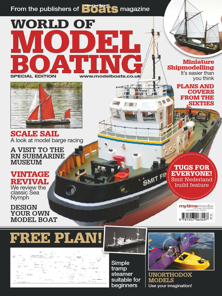 World of Model Boating | Shipbuilding | Water Transport