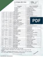 Jadual Pengajian Masjid Bukit Naga Okt 2015