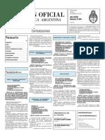 Boletin Oficial 07-09-10 - Tercera Seccion