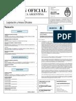 Boletin Oficial 06-09-10 - Primera Seccion