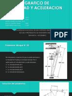 Analisis Grafico de Velocidad y Aceleracion