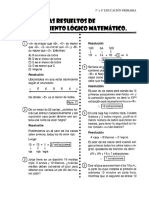 BANCO DE PREGUNTAS 5° Y 6°