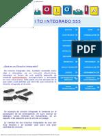 Circuito Integrado 555 Monostable, Astable, Timer 555 y Aplicaciones