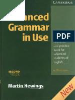 Cambridge Advanced Grammar in Use 2nd Edition