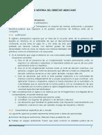 Guia de Historia de Derecho Mexicano_unidad 2