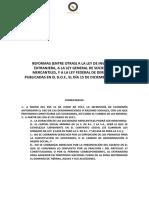 Reformas (CUATRO)