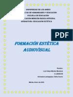 Trabajo Singular Formacion Estetica Audiovisual
